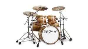 Bateria Custom Shop Modern Drummer Giveaway