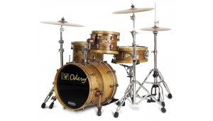 Bateria Custom Shop Jazz Imbuia