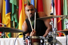 LARRY CLEMON JR. (HULK DRUMMER)