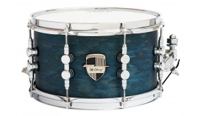 "Caixa Custom Shop 12 x 07"" Transparent Blue"