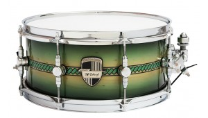 "Caixa Custom Shop 13 x 06"" Forest Black Inlay"