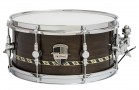 "Caixa Custom Shop 13 x 06"" Transparent Black & Inlay"