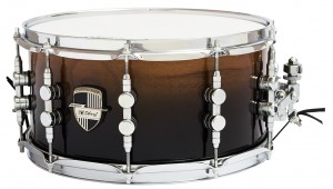 "Caixa Custom Shop 14 x 07"" Black Fade"