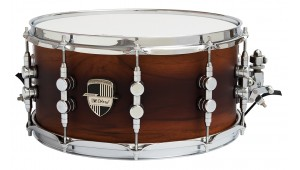 "Caixa Custom Shop 14 x 07"" Explosion Teak Satin"