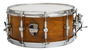 "Caixa Custom Shop 14 x 6,5"" Gold Teak"