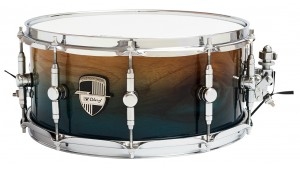 "Caixa Custom Shop 14 x 6,5"" Ocean Blue"