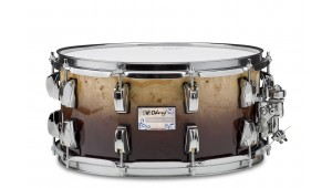 Snare 14×07 – North American Maple + Mappa Burl