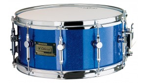 Caixa Custom 14 x 6,5 Blue Sparkle