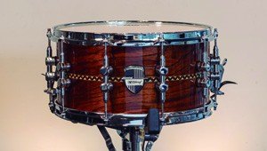 Caixa Custom Shop 14 x 07″ Copaíba Inlay Laqueado Natural