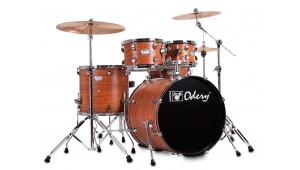 SET INROCK ORANGE WOOD