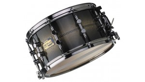 "Caixa Custom Shop 14 x 7,5"" Ácero Marchetada"