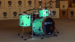 Bateria Custom Shop Surf Green