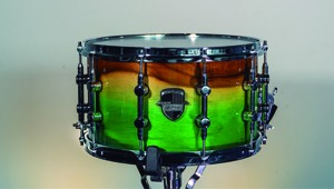 Caixa Custom-Shop 14×08″ Laqueado Amazon Forest Fade