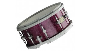 Custom-Shop 14 x 6.5 Purple Sparkle