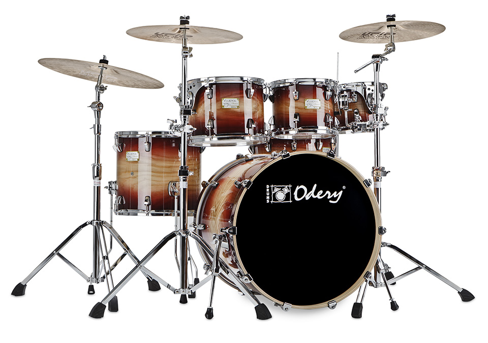 Fusion Kits Odery Custom Drums