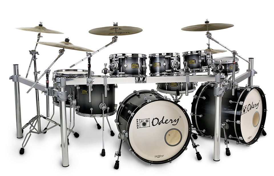 Custom Shop Moonlight Odery Custom Drums