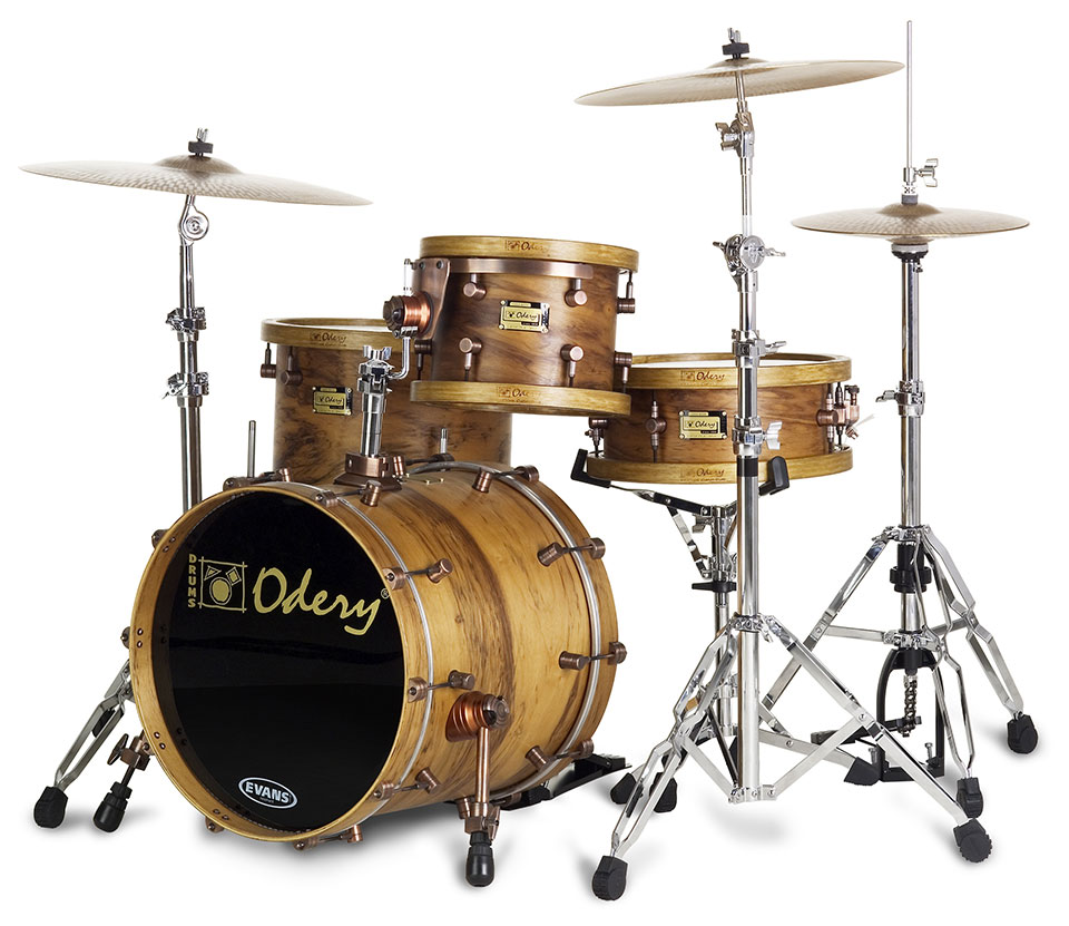 Custom Shop Jazz Imbuia Odery Custom Drums